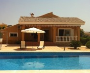 Vakantie villa te huur Busot Alicante Costa Blanca