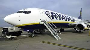 afbeelding vliegtuig ryanair