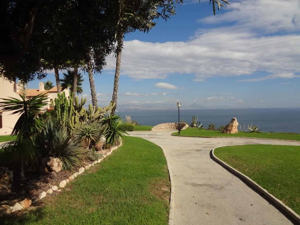 Casa vacaciones con vista al mar en urb el faro en gran - Urbanizacion el faro gran alacant ...