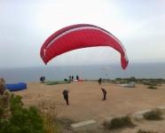 Ref 439 El Faro Hand-glider