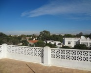 Ref 443 Altet 21 view roof terrace1