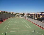 Ref 469 Novamar22 – View tennis court