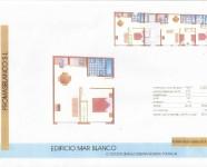 Ref 472 Alicante Bajas13 – Plan GF 1 bedroom