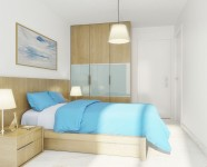 Ref 502 La Marina4 – habitacion