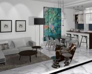 Ref 508 La Luna4 – Living room3