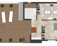 Ref 509 SaliSol Park27 – 1 floor 2D low pixels