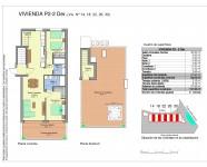 Ref 520 Gran Alacant15 – Plano P2-2 Der