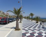 Boulevard strand