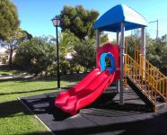 el faro kids play area.