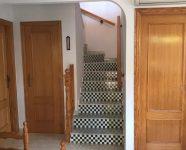 Escalera y Trastero